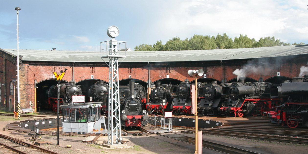 Lokomotivsammlung